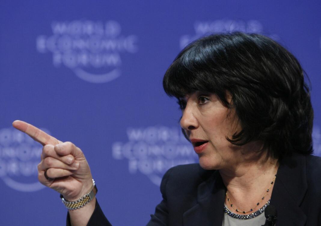CNN-korrespondent Christiane Amanpour er en av dem som protesterer mot Nobel-pris til Peter Handke.