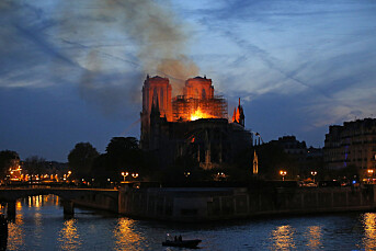 «Notre-Dame» årets mest populære Google-søk