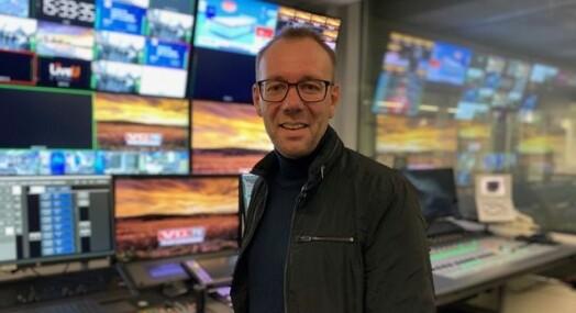 Roy Furuhaug er ansatt som nyhetssjef i VGTV