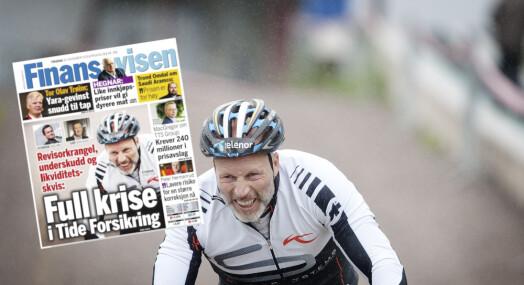 Nå skal PFU behandle Lasse Kjus' klage mot Finansavisen