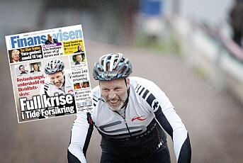 Lasse Kjus mener Finansavisen har misbrukt bilder av ham i årevis: Klager til PFU