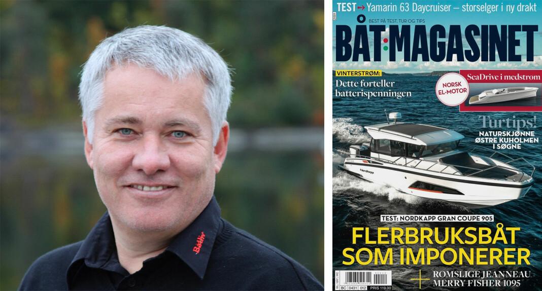Ole Henrik Nissen-Lie i Norsk Maritimt Forlag tar over Aller Media-eide Båtmagasinet.