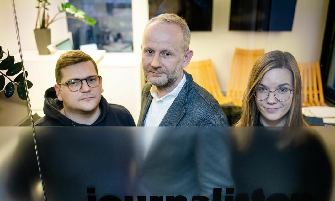 Journalisten kommer tilbake på papir: – Har egenskaper som det digitale ikke har