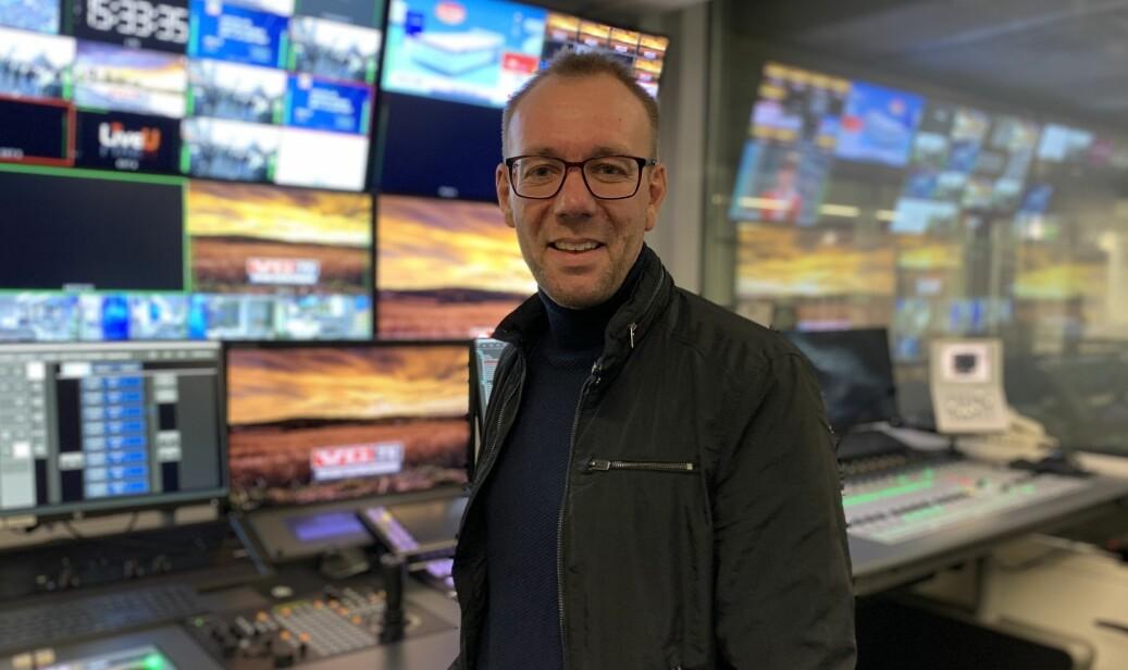 Ny jobb venter Roy Furuhaug i VGTV i 2020.