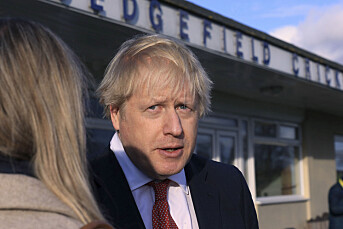 Boris Johnson til angrep på BBC – truer med å avkriminalisere lisenssnylting