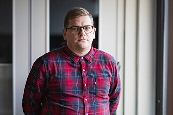 Nils Martin Silvola blir fast ansatt i Journalisten