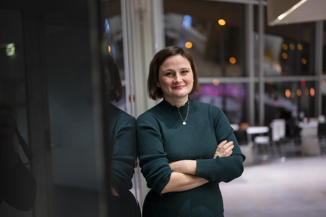 VG mister Marie Melgård til konkurrenten Dagens Næringsliv.