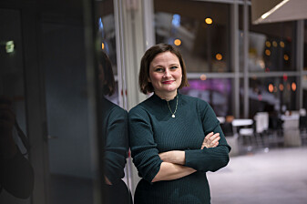 Marie Melgård fra VG til DN