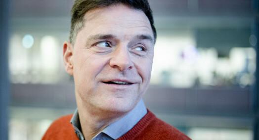 Espen Egil Hansen blir ny styreleder i Shifter