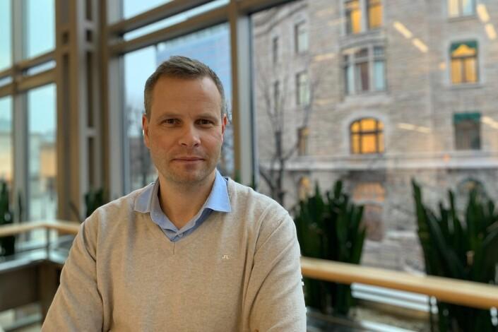 Trond Olav Skrunes, nyhetsredaktør i Bergens Tidende.