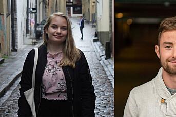 To nye journalister til Sunnmørsposten