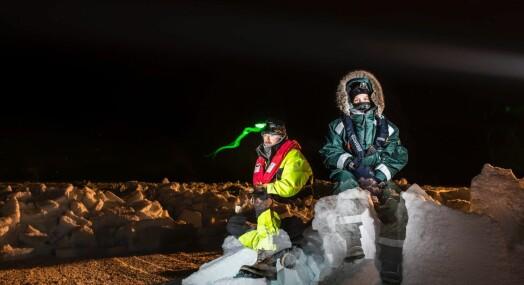 VG-team forbereder seg på jul og matsvikt ombord på «Lance»: – Håper det kommer uvær før det