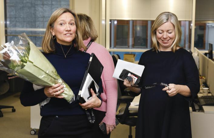 – Jeg er utrolig glad for at Trine Eilertsen har takket ja til jobben med å lede Aftenposten videre, sier styreleder Siv Juvik Tveitnes.