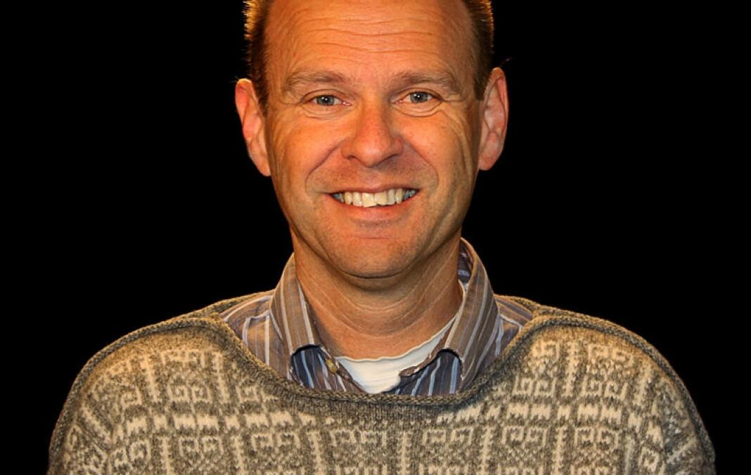 Stig Bolme blir distriktsredaktør i NRK Vestfold og Telemark. Foto: NRK