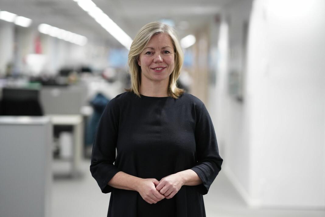 Trine Eilertsen (50) er ansatt som ny sjefredaktør i Aftenposten.
