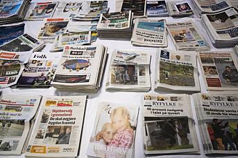 Få annonsører flytter pengene til norske medier