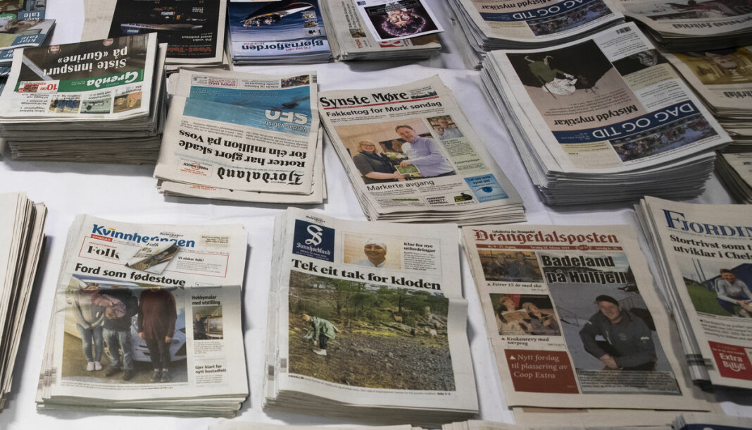 Norske medier har mistet store annonseinntekter de siste ukene.