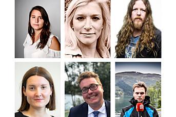 Seks fikk jobb i Dagbladet: – Dette blir gull!