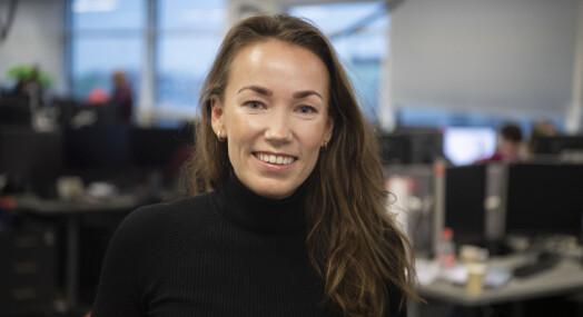Kristine Masdal Aadne (29) skal lede E24-satsning på lyd og video