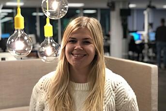 Christina Cantero har fått fast jobb i NRK Sørlandet