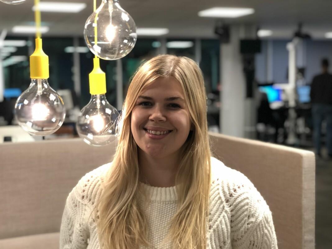 NRK Sørlandet har sikret seg Christina Cantero. Siden 2018 har hun jobbet for VG