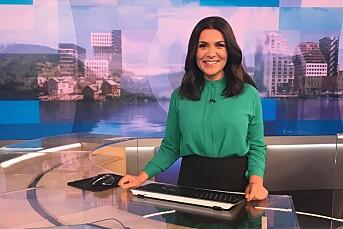 Rima Iraki husker lite av sin første Dagsrevyen-sending