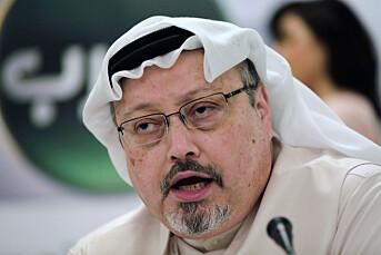 Fem dømt til døden for drapet på Jamal Khashoggi