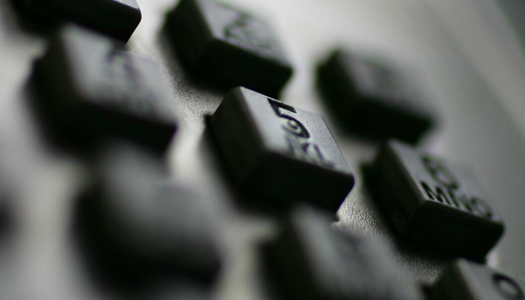 – Vi vet at når vårt nummer dukker opp i mediene, så er det en del som tar kontakt med oss, sier daglig leder Aslaug Timland Dale for Mental Helses hjelpetelefon til TV 2.