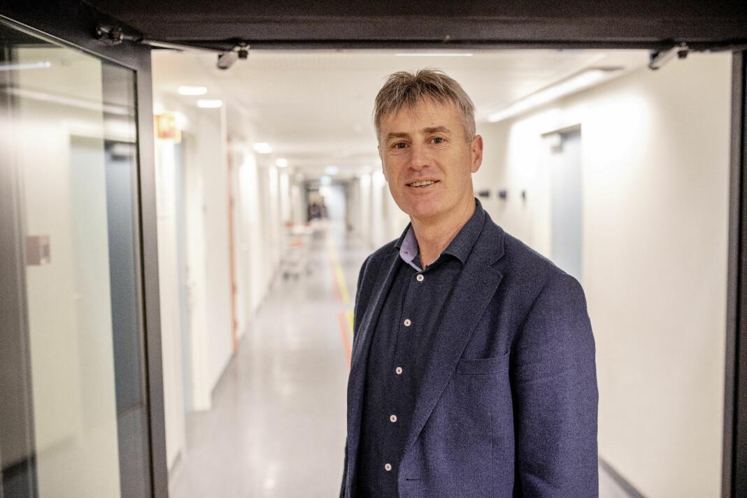 Etter 25 år i mediebransjen skal Magne Kydland nå prøve seg som kommunikasjonssjef.