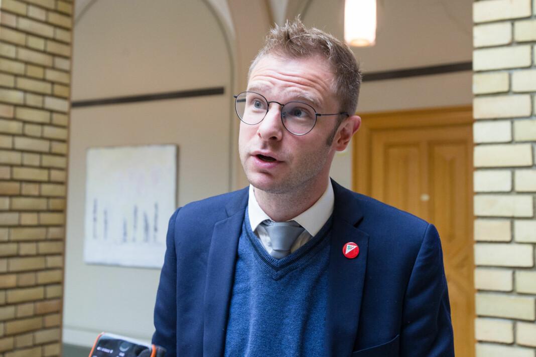 Snorre Valen blir politisk redaktør i nettavisen Nidaros i Trondheim.