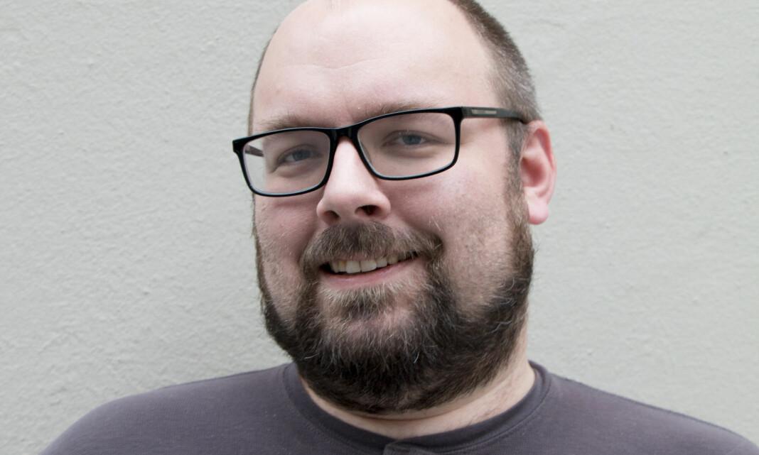 Arnfinn Storsveen er ny journalist i Klar Tale