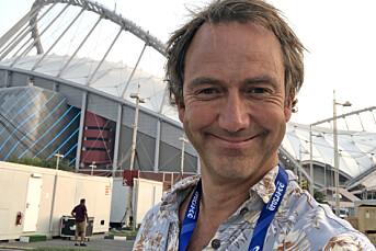 Jan Petter Saltvedt er ansatt som NRKs nye sportskommentator