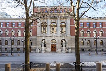 Høyesterett forkaster anke fra Dagbladet-typografer