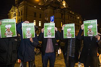 Fem år siden angrepet på Charlie Hebdo