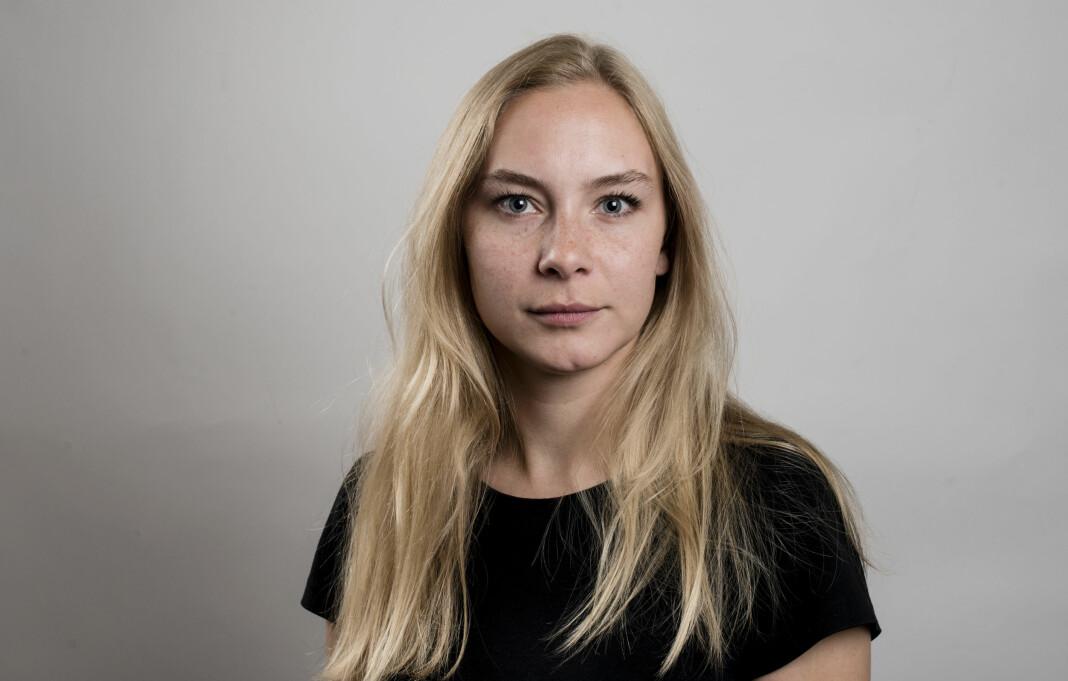 Klassekampen har høye forventninger til sin nye markedssjef, Linn-Elise Øhn Mehlen.