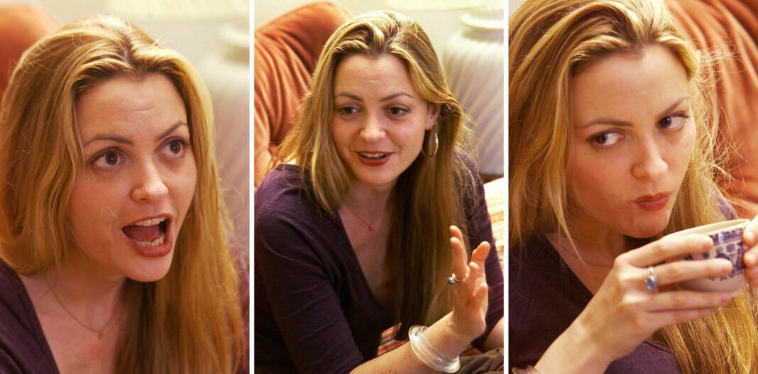 Elizabeth Wurtzel besøkte Norge i 2000 forbindelse med lanseringen av boken «Bitch».