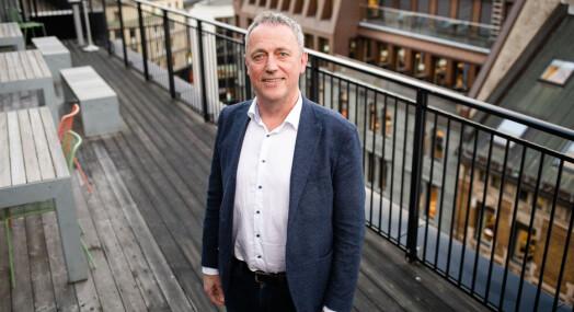 Are Stokstad går av som toppsjef i Amedia