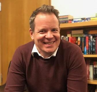 Reidar Mide Solberg er ansatt som redaksjonssjef for sakprosa i Gyldendal.