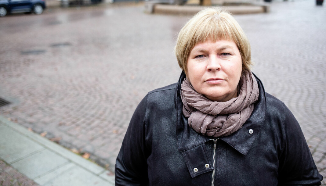 Generalsekretær Elin Floberghagen i Norsk Presseforbund vil be om en ekstra saksbehandler i Pressens Faglige Utvalg. Bildet er fra en annen anledning i 2019.