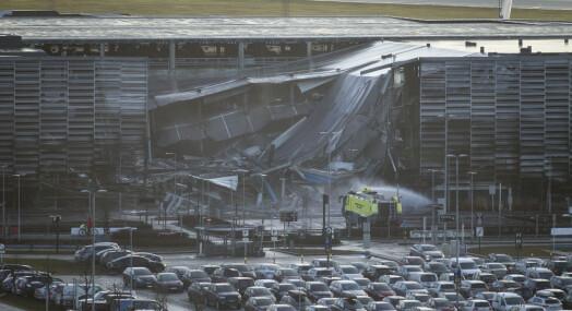 Faktisk.no: Nei, brannen på Stavanger lufthavn startet ikke i en elbil