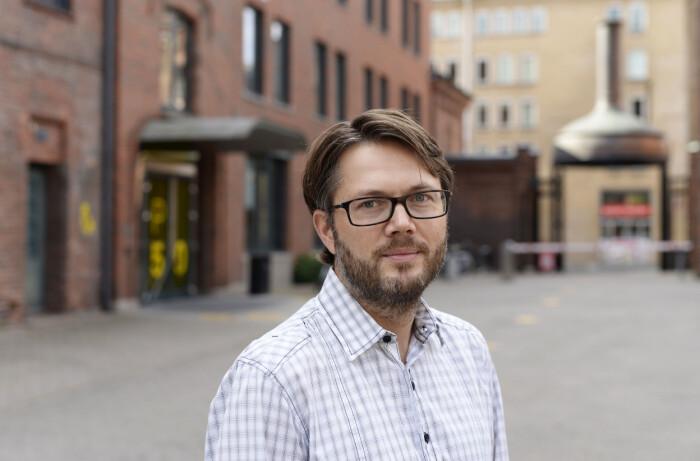 Yngve Benestad Hågvar, førsteamanuensis ved Oslo Met.