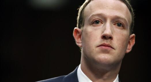 Facebook legger ingen begrensninger på målretting av politiske annonser
