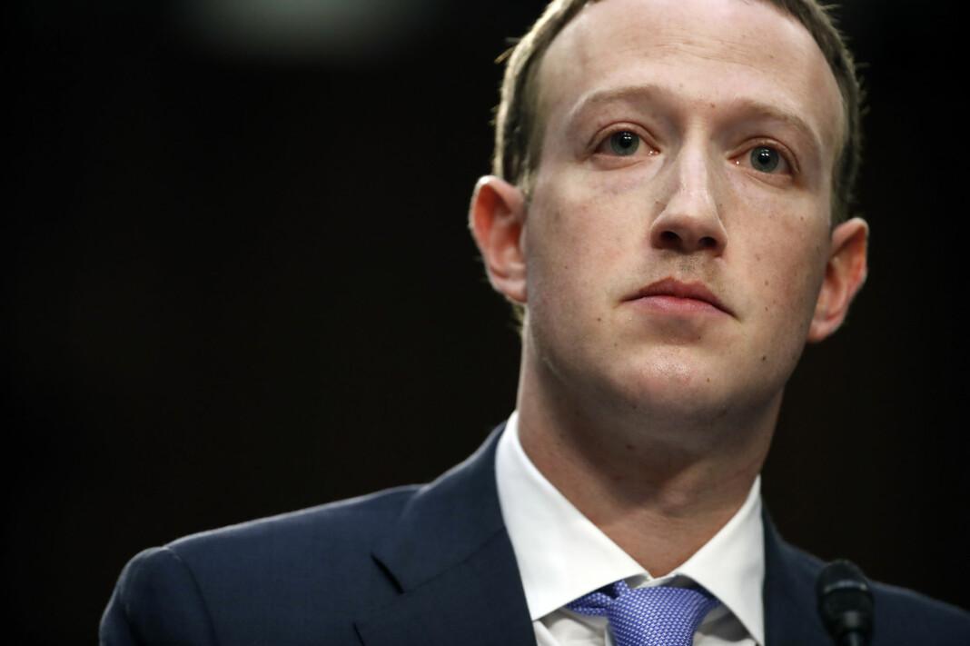 Mark Zuckerberg sier han har slitt med balansen mellom ytringsfrihet og begrensning av hatefulle ytringer.