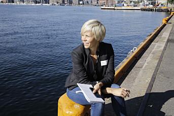 Marita Elena Valvik skulle gjerne intervjua Gro Harlem Brundtland etter en dobbel dose ærlighetsserum