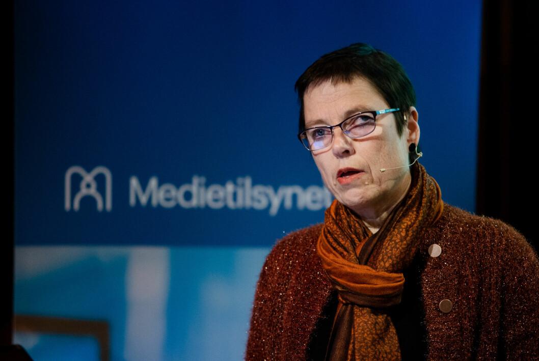 Et lovforslag om digitale tjenester og digitale markeder fra EU gjør at direktør Mari Velsand i Medietilsynet har tatt til orde for at regelverket ikke må svekke ytringsfriheten.