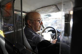 Derfor intervjuer til stadighet utenriks-reportere taxisjåfører