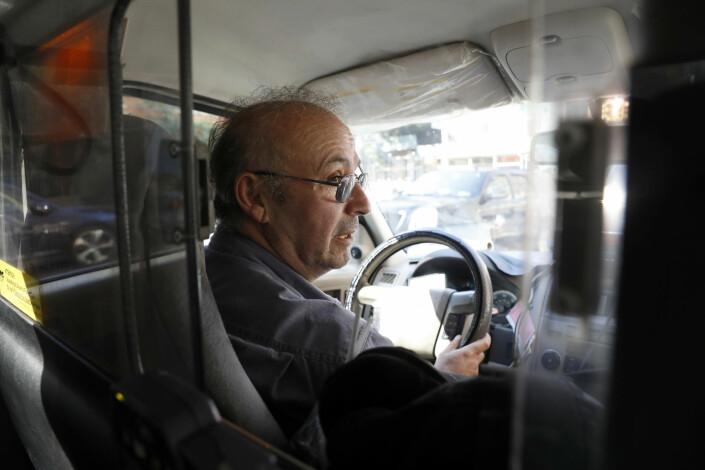 Derfor intervjuer til stadighet utenriksreportere taxisjåfører