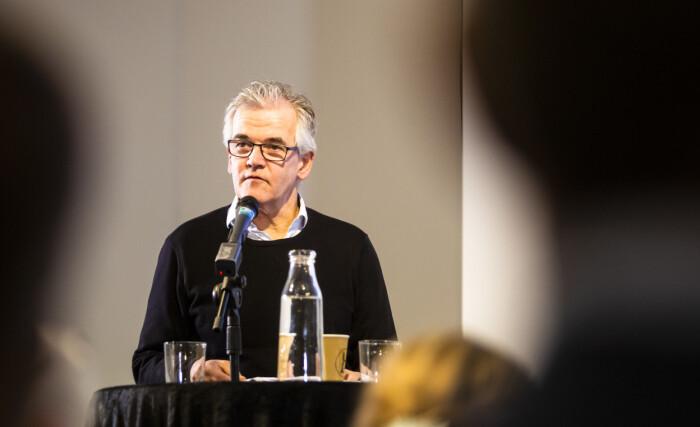 Leder i Pressens faglige utvalg, PFU, Alf Bjarne Johnsen. Foto: Kristine Lindebø