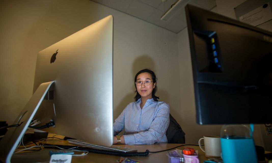 Xueqi Pang er journalist i NRK P3.