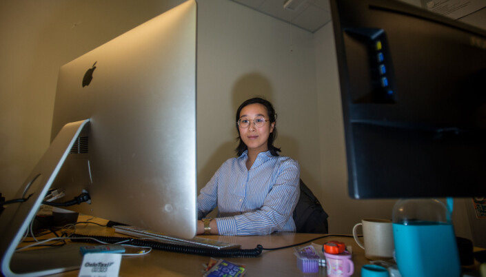 Xueqi Pangs morsomste ideer har hun fått fra Tinder, i køen på pizzasjappa og fra sidepersonen på flyet